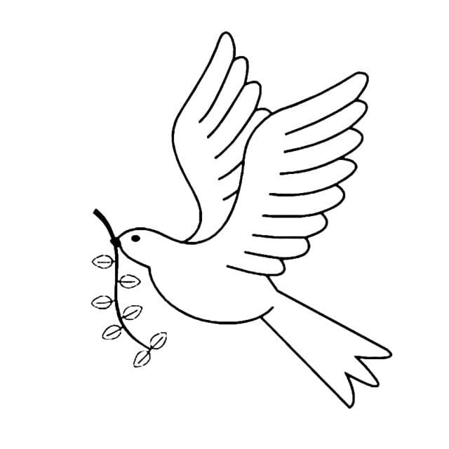 Pozdrav ptic miru